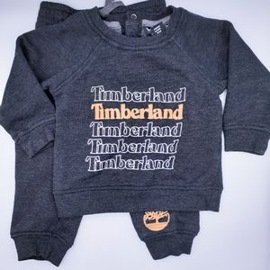 Timberland Outfit Size 18 months